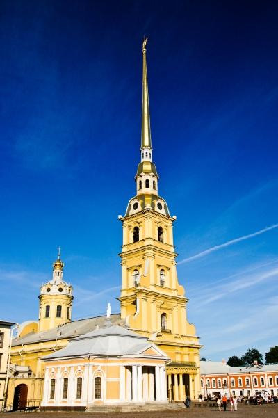Petropavlovský chrám