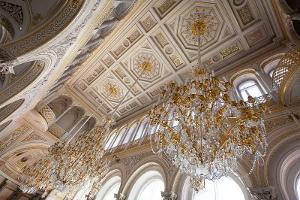 Interiér Zimního paláce